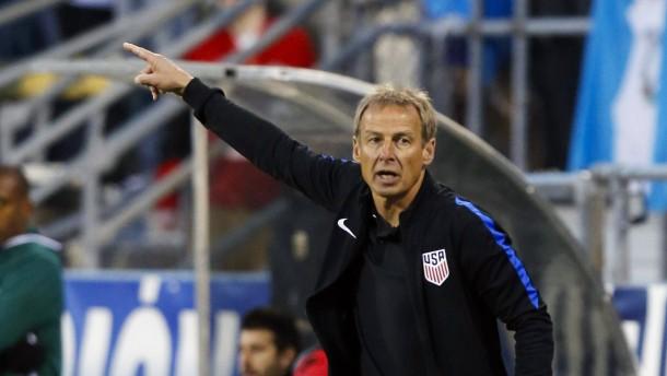 Klinsmann gelingt Revanche
