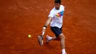 Nichts geht ohne Geduld, schon gar nicht beim Tennis auf Sand. Novak Djokovic will seinen Paris-Start diesmal mit dem Titel vergolden.