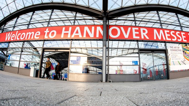 Hannover Messe 2021 nur digital
