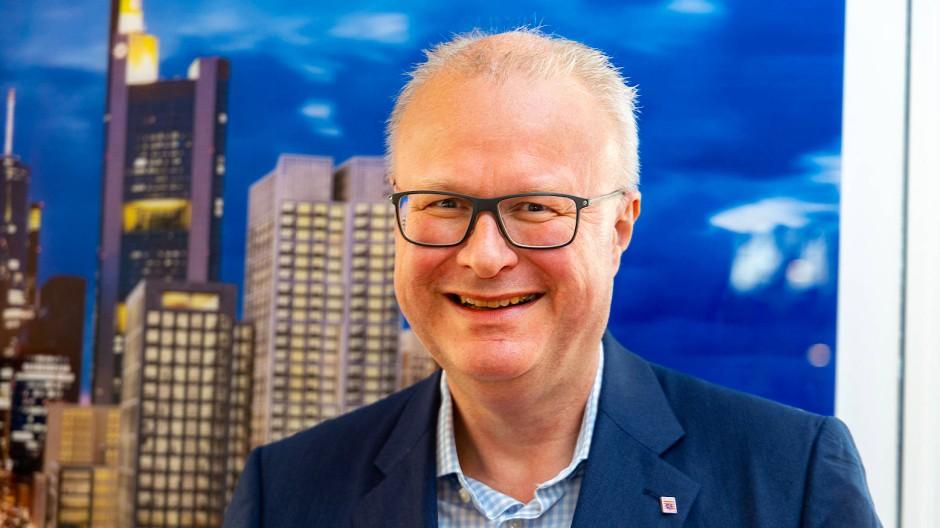 Hessens Finanzminister Thomas Schäfer
