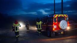 Drei Einsatzkräfte bei Hubschrauberabsturz gestorben