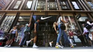 7000 Nike-Mitarbeiter bekommen mehr Geld