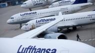 Lufthansa stoppt Flüge nach Venezuela