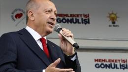 Warum Erdogan jetzt singt