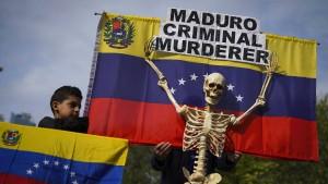 Aufstand gegen Maduro ist noch nicht vorbei