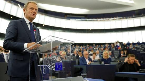 Tusk will Grüne in neue EU-Kommission holen
