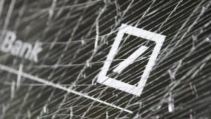 Viele Deutsche-Bank-Mitarbeiter fühlen sich unterbezahlt