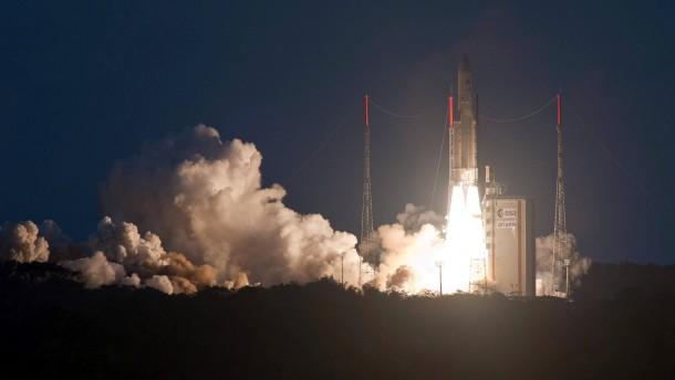Europa bekommt eine neue Weltraum-Rakete