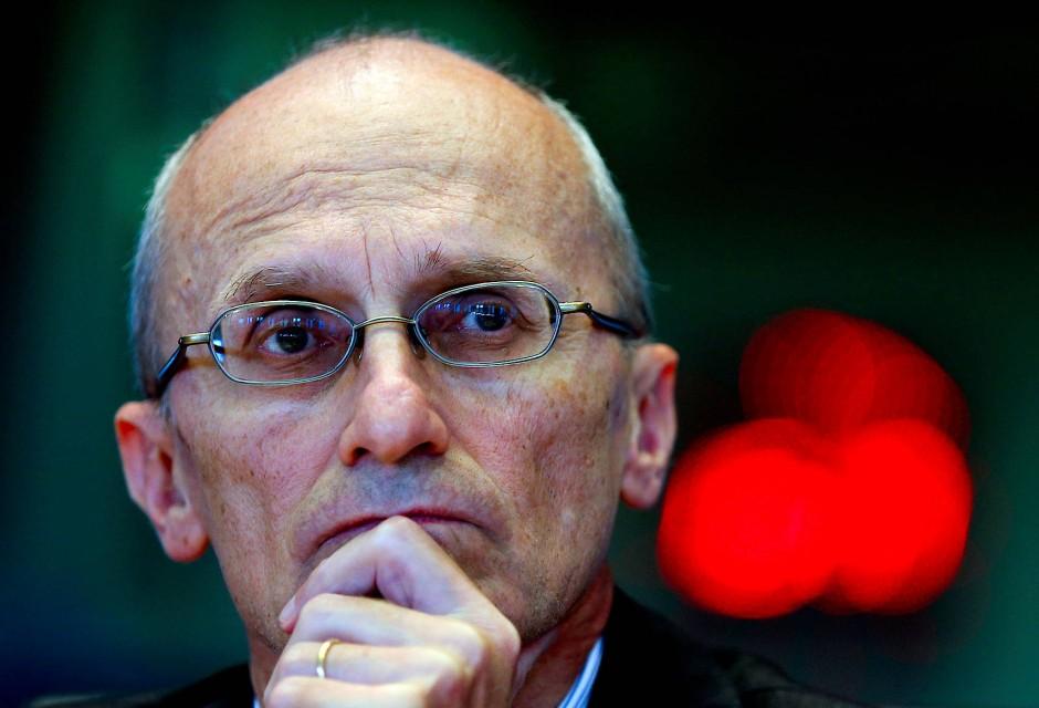 Der Chefbankenaufseher der Europäischen Zentralbank, Andrea Enria, riet den Geldhäusern dazu, sich auf das Schlimmste vorzubereiten.