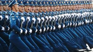 Taiwan bereitet sich auf eine Invasion vor