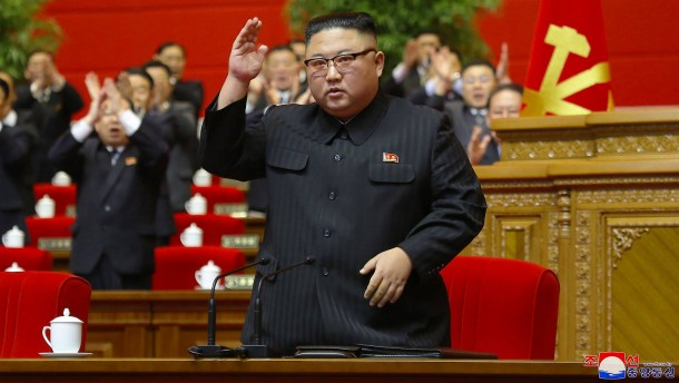 Nordkoreas bleierne Zeit