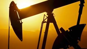Das Öl geht nicht aus