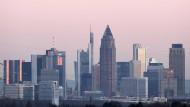 Deutschlands einzige Metropole mit ordentlicher Skyline: Frankfurt rüstet sich für noch mehr Banker.