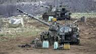 Zwei israelische Soldaten bei  Hizbullah-Beschuss getötet