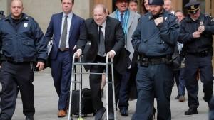 Erste Geschworene im Prozess gegen Weinstein ernannt