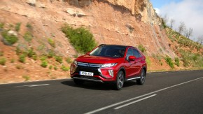 Mitsubishi Eclipse Cross: Der will anecken