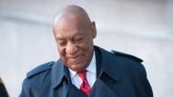 Mehr als 50 Fälle der sexuellen Belästigung werden Bill Cosby vorgeworfen – die meisten von ihnen sind allerdings mittlerweile verjährt.
