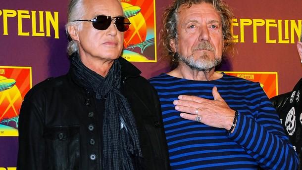 Led Zeppelin gewinnt Plagiatsprozess