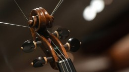 Die Geige des Anstoßes