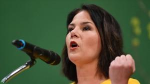 Grünen-Chefin fordert neues Flüchtlingsabkommen zwischen EU und Türkei