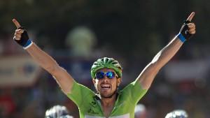 Degenkolb feiert vierten Vuelta-Etappensieg