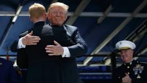 Die gefährlichen Spielchen des Donald Trump