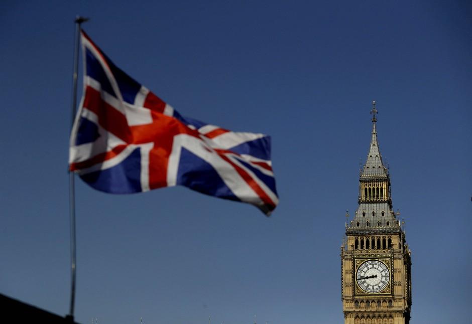 Parlamentsgebäude in London: Welchen Brexit wollen die Briten? Das ist weder in der britischen Hauptstadt noch in Brüssel klar.