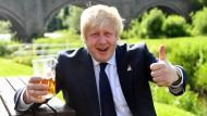 Das wird schon wieder mit den Briten und der EU. Versprochen!