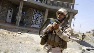 Deutschland entsendet Soldaten nach Arbil