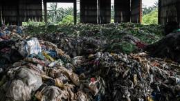 Wo Europas Plastik landet