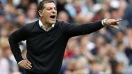 West Ham trennt sich von Trainer