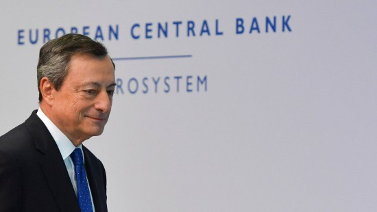 EZB lässt die Geldschleusen weit offen