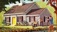 Wer gemeinsam ein Haus baut oder kauft, sollte das Finanzielle regeln, wie es Fremde tun.