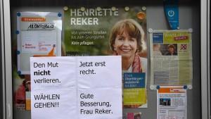 Verfassungsschutz: Reker-Attentäter ist Randperson im rechtsextremen Lager