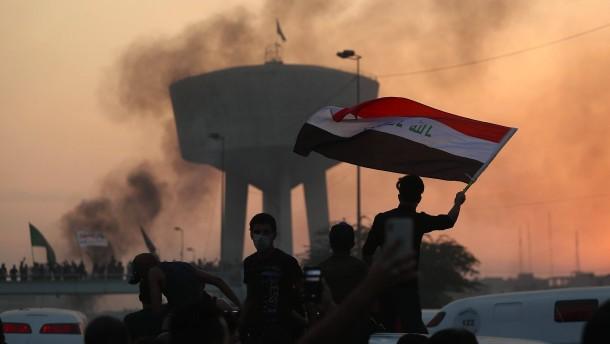Bagdad führt nächtliche Ausgangssperre ein
