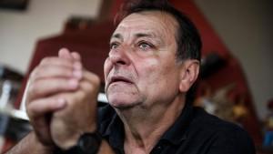 Italienischer früherer Linksextremist Battisti gefasst