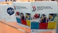 Deutschland bleibt bei Pisa-Schülerstudie nur stabil