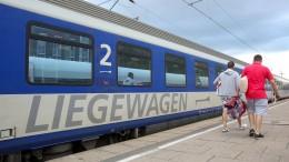 Verschmähtes Nachtzuggeschäft erfreut österreichische Bahn