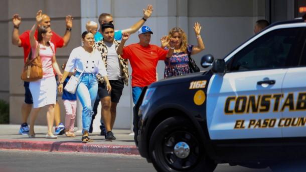 Mehrere Tote bei Amoklauf in El Paso