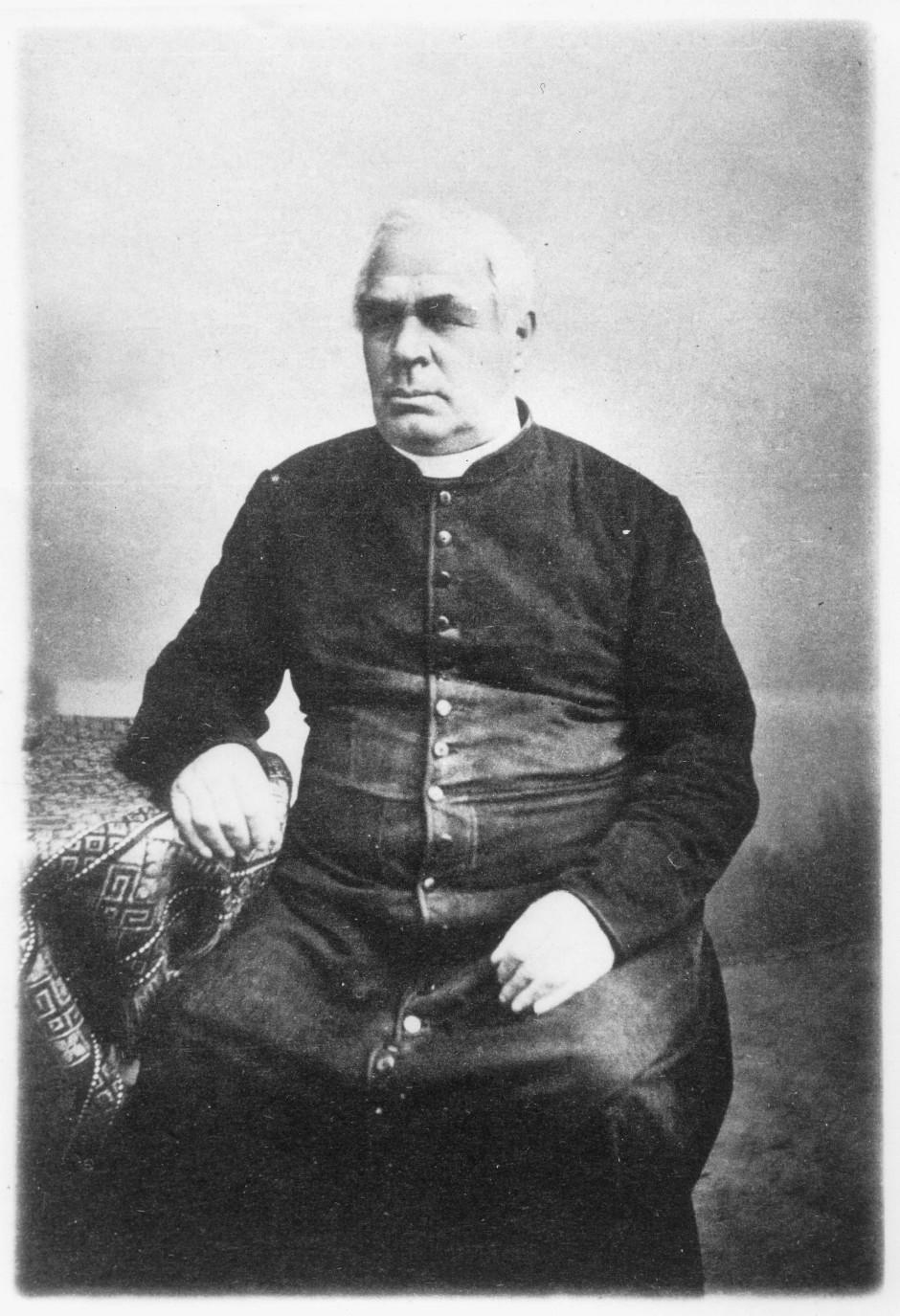 Begründer des Wasserheilverfahrens: Sebastian Kneipp