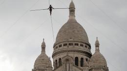 Hoch über dem Montmartre