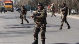 Bombenanschlag auf Nachrichtenagentur