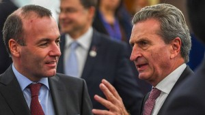 Streit um EU-Budget eskaliert