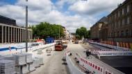 Neues Tor zur Stadt fast fertig