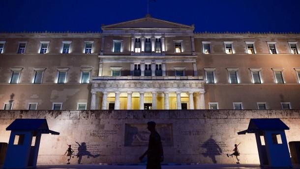 Schäuble soll Hilfen für Athen zustimmen