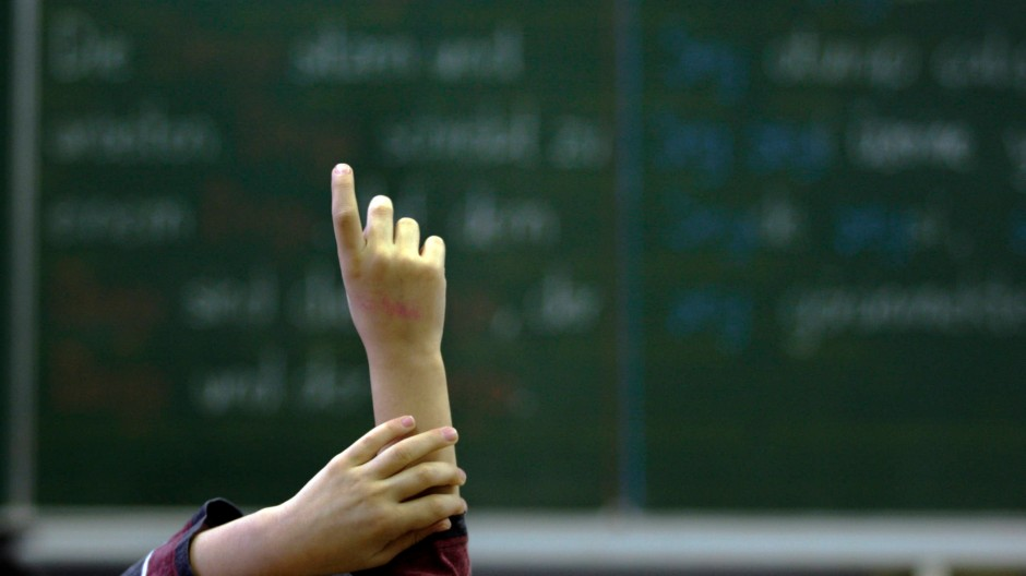 Was viele Lehrer aus Erfahrung wissen: Klassischer Frontalunterricht produziert gute Resultate