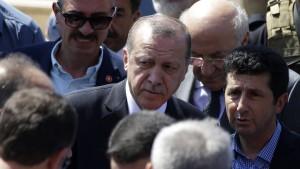 Welle der Beschlagnahmungen in der Türkei