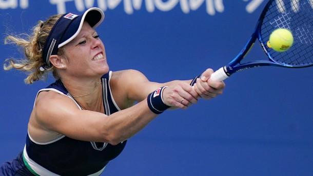 Laura Siegemund zieht ins Doppel-Finale ein