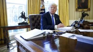 Trump kündigt Ausbau des Atomarsenals an