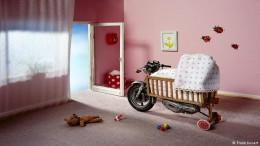 Frank Kunerts surreale Miniaturwelten